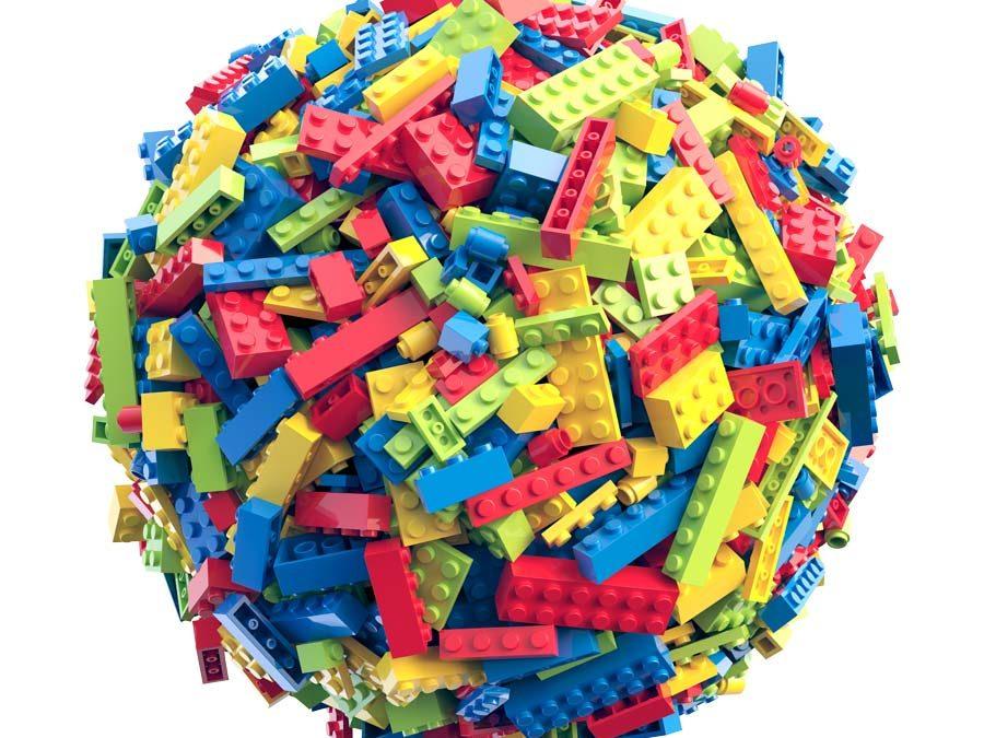 ¿Tienes piezas Lego en casa? Diseña tu propio taller LEGO® SERIOUS PLAY®