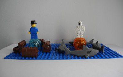 Jugada de Océano Azul con el método LEGO® SERIOUS PLAY®