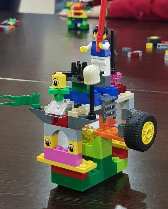 Reactívate. Dandos pasos hacia el empleo con LEGO® SERIOUS PLAY®