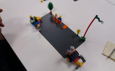 DEL YO AL NOSOTROS. SESIÓN DE INNOVACIÓN Y MOTIVACIÓN CON LEGO SERIOUS PLAY