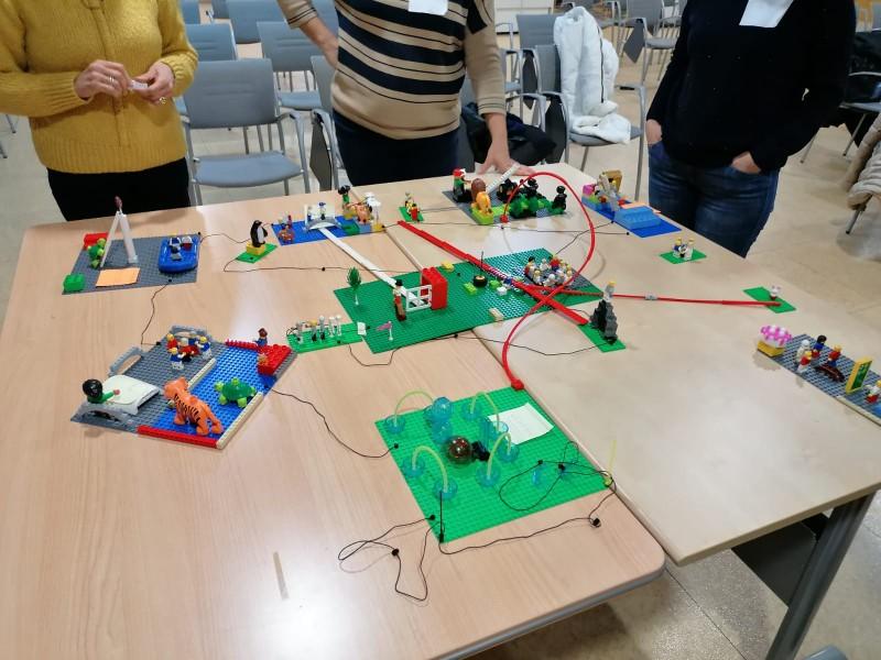 Estrategia en tiempo real con Lego® Serious Play® y la Indagación Apreciativa