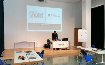Viaje de ideas para el Gijón del Futuro en La Laboral